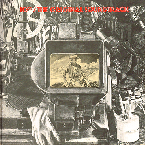 10cc - The Original Soundtrack [Mercury SRM-1-1029] (1975)