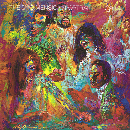 The 5th Dimension - Portrait [Bell Records BELL 6045] (1970)