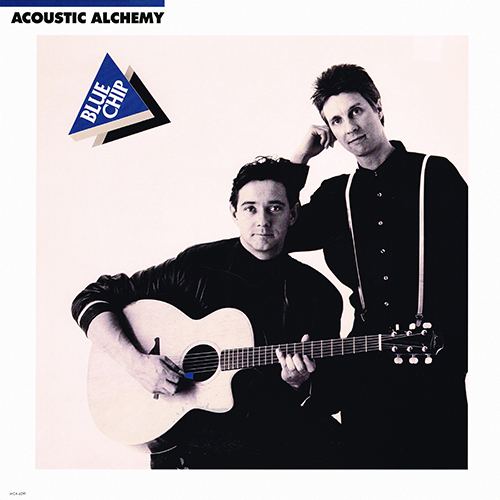 Acoustic Alchemy - Blue Chip [MCA Master Series MCA-6291] (1989)