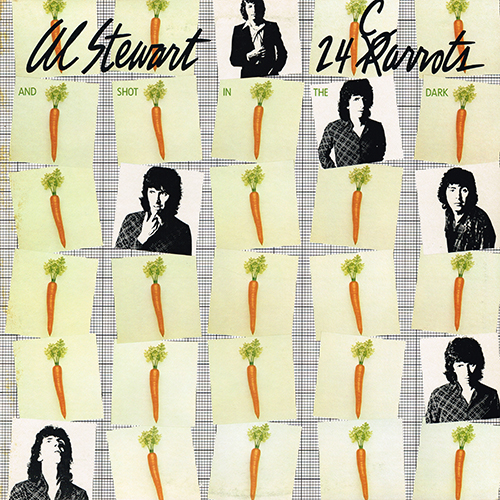 Al Stewart And Shot In The Dark - 24 Carrots [Arista AL 9520] (20 August 1980)