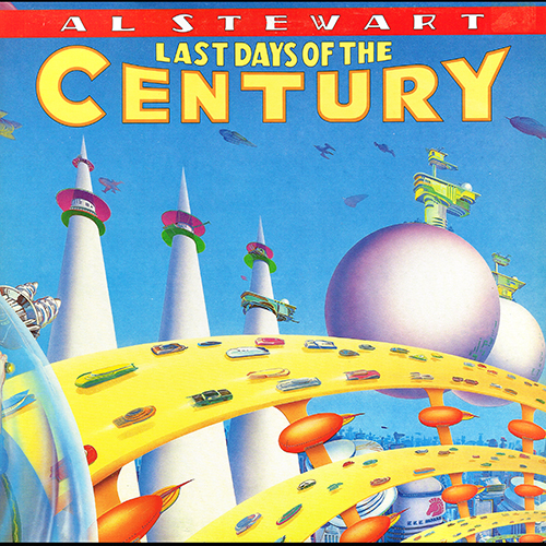 Al Stewart - Last Days Of The Century [Enigma Records D1-73316] (1988)