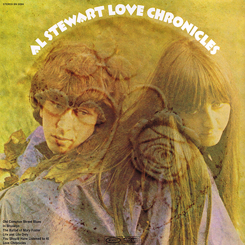 Al Stewart - Love Chronicles [Epic Records BN 26564] (1969)