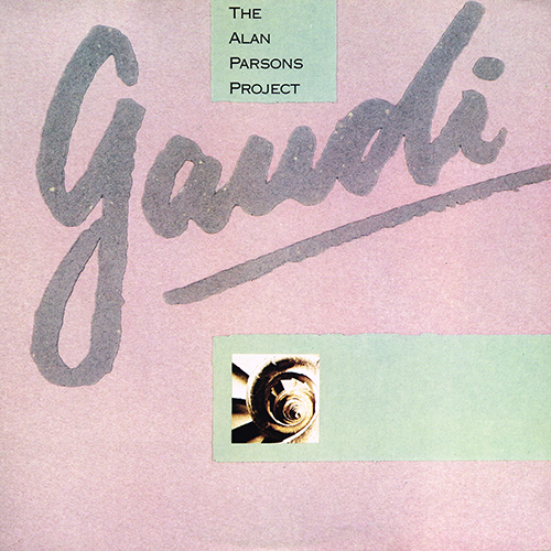 Alan Parsons Project - Gaudi [Arista AL 8448] (January 1987)