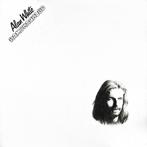 Alan White - Ramshackled [Atlantic SD 18167] (15 June 1976)