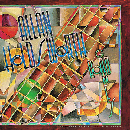 Allan Holdsworth - Road Games [Warner Bros 1-23959] (1983)
