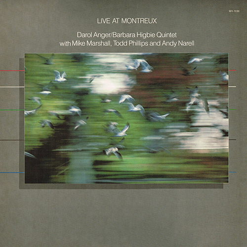 The Darol Anger/Barbara Higbie Quintet - Live At Montreux [Windham Hill Records WH-1036] (1985)