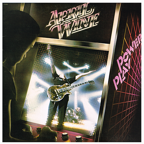 April Wine - Power Play [Capitol ST-12218] (1982)