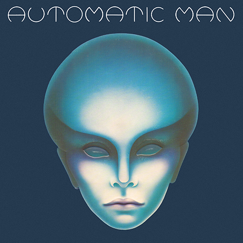 Automatic Man - Automatic Man [Island Records ILPS-9397] (1976)