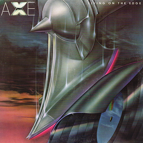 Axe - Living On The Edge [MCA Records 202 052-320] (1980)