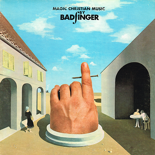 Badfinger - Magic Christian Music [Apple ST-3364] (16 February 1970)