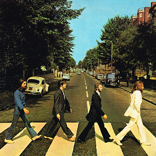 Beatles - Abbey Road [Apple Records SO-383] (1969 October 1)