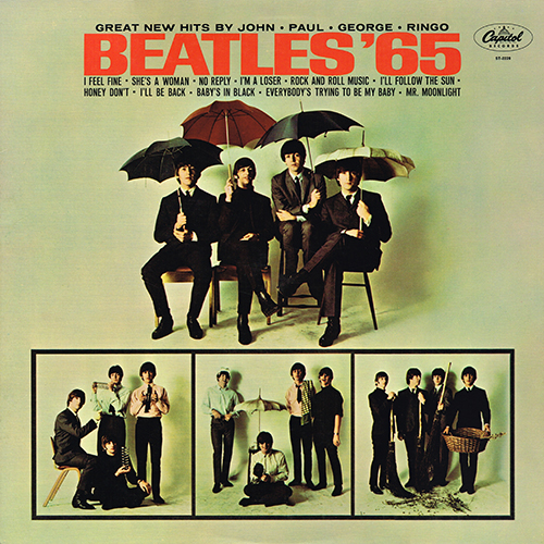 Beatles - Beatles '65 [Capitol Records ST-2228] (15 December 1964)