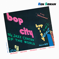 Ben Sidran - Bop City [Antilles AN 1012] (1983)