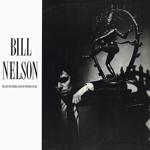 Bill Nelson - The Love That Whirls (Diary Of A Thinking Heart) [PVC PVC 101] (1982)