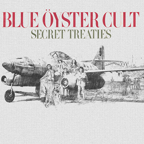 Blue Oyster Cult - Secret Treaties [Columbia KC 32858] (April 1974)