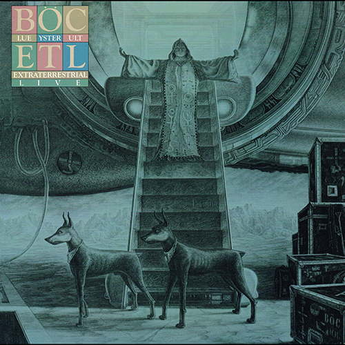Blue Oyster Cult - Extraterrestrial Live [Columbia KG 37946] (1982)