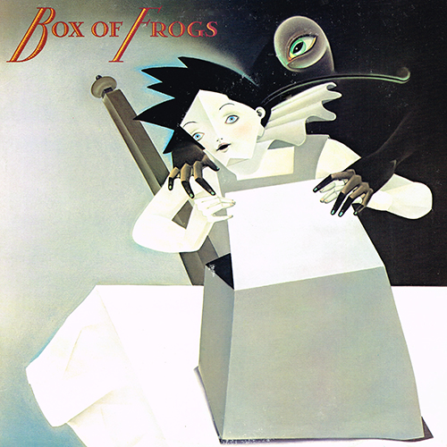 Box Of Frogs - Box Of Frogs [Epic BFE 39327] (1984)