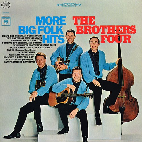 The Brothers Four - More Big Folk Hits [Columbia CS 9013] (1964)