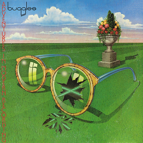Buggles - Adventures In Modern Recording [Carrere Records ARZ 37926] (1981)