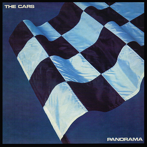 The Cars - Panorama [Elektra 5E-514] (15 August 1980)