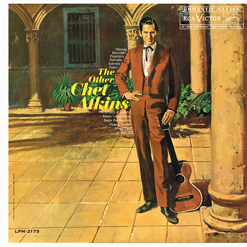 Chet Atkins - The Other Chet Atkins [RCA Victor LPM-2175] (1960)