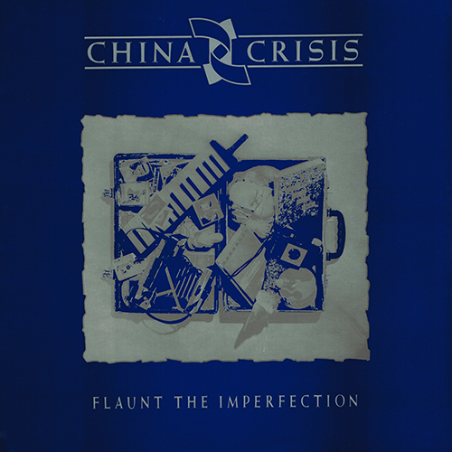 China Crisis - Flaunt The Imperfection [Warner Bros 1-25296] (11 April 1985)