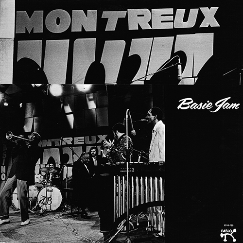 Count Basie - Jam Session At The Montreux Jazz Festival 1975 [Pablo Records 2310 750] (1975)