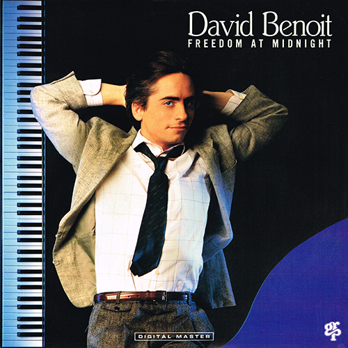 David Benoit - Freedom At Midnight [GRP Records GR-1035] (1987)