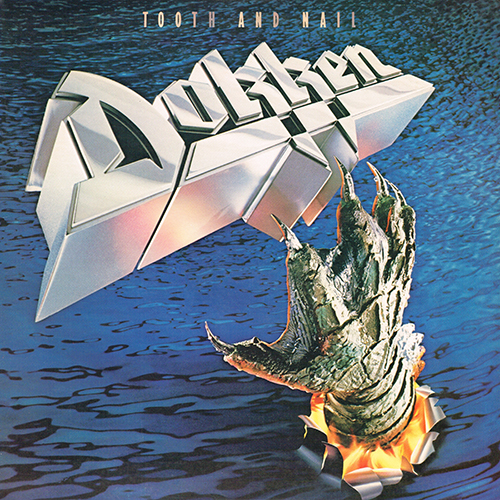 Dokken - Tooth And Nail [Elektra 60376-1] (14 September 1984)