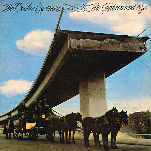 The Doobie Brothers - The Captain And Me [Warner Bros BS 2694] (1973)