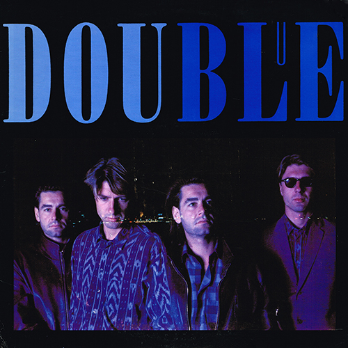 Double - Blue [01-1986 A&M Records SP-5133] (15 October 1985)