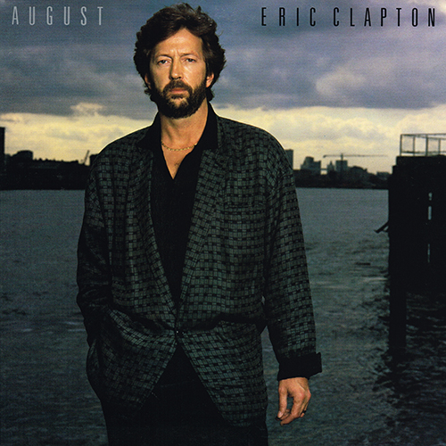 Eric Clapton - August [Warner Bros / Duck 1-25476] (1986)