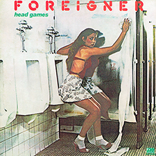 Foreigner - Head Games [Atlantic Records SD 29999] (1979)