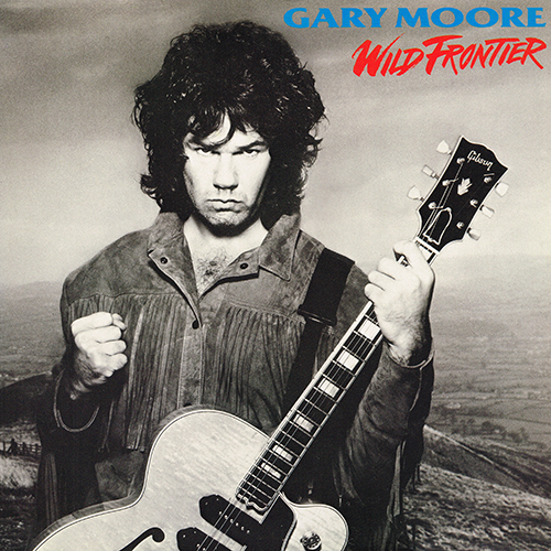 Gary Moore - Wild Frontier [Virgin / 10 Records 208 183-630] (March 1987)