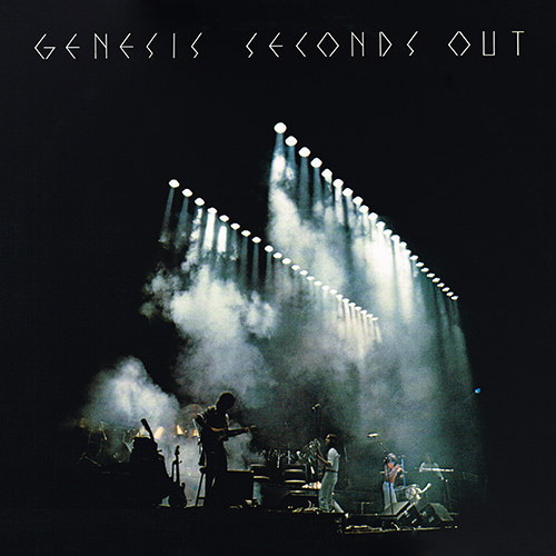 Genesis - Seconds Out [Atlantic SD 2-9002] (14 October 1977)