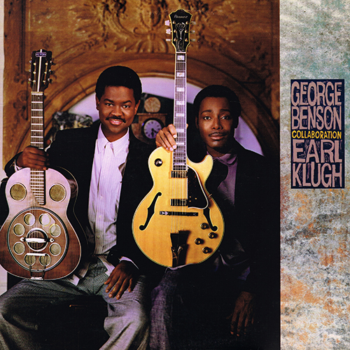 George Benson & Earl Klugh - Collaboration [Warner Bros Records 1-25580] (1987)