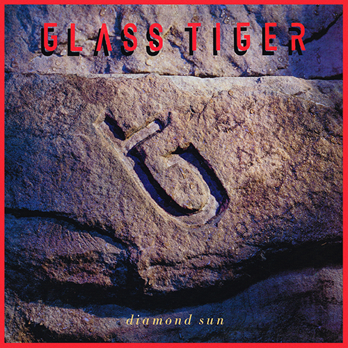 Glass Tiger - Diamond Sun [EMI Manhattan E1-48684] (13 April 1988)