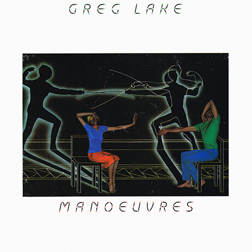 Greg Lake - Manoeuvres [Chrysalis FV 41392] (July 1983)