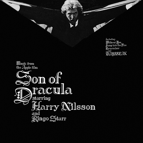 Harry Nilsson - Son Of Dracula [Rapple Records ABL1-0220] (1974)