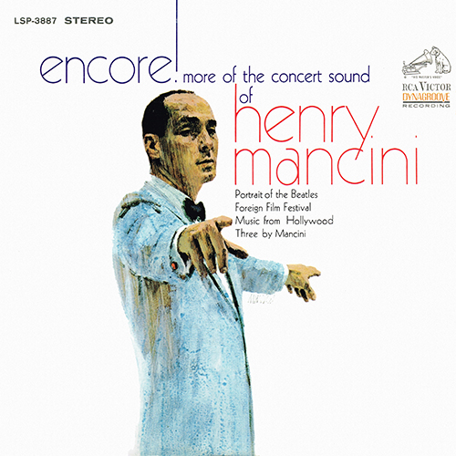 Henry Mancini - Encore! More Of The Concert Sound Of Henry Mancini [RCA Victor LSP-3887] (1967)