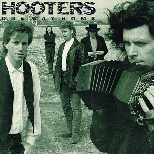 Hooters - One Way Home [Columbia Records C 40659] (1987)