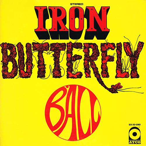 Iron Butterfly - Ball [ATCO SD 33-280] (1969)
