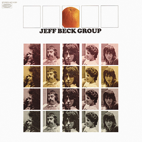 Jeff Beck Group - Jeff Beck Group [Epic KE 31331] (1 May 1972)