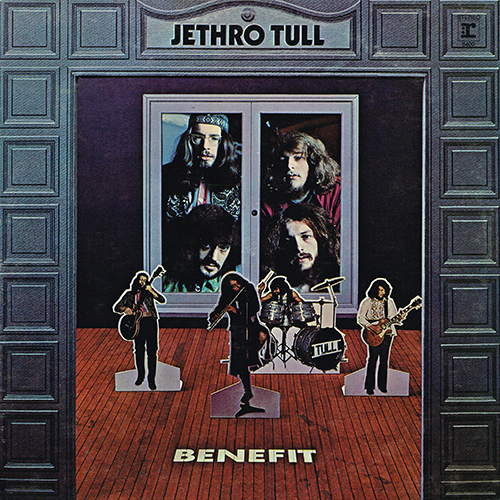 Jethro Tull - Benefit [Reprise RS 6400] (1 May 1970)