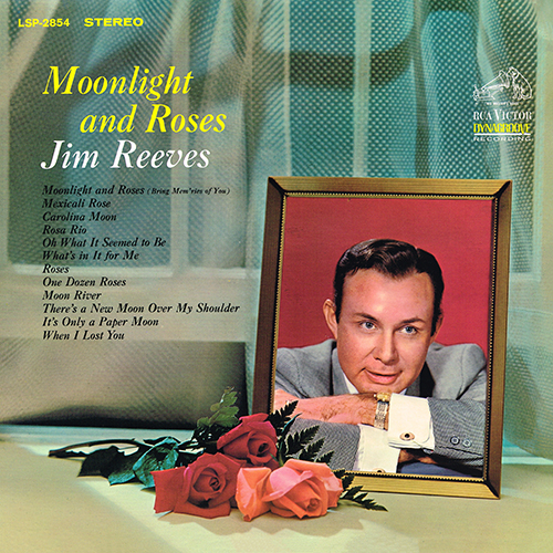 Jim Reeves - Moonlight And Roses [RCA Victor LSP-2854] (1964)