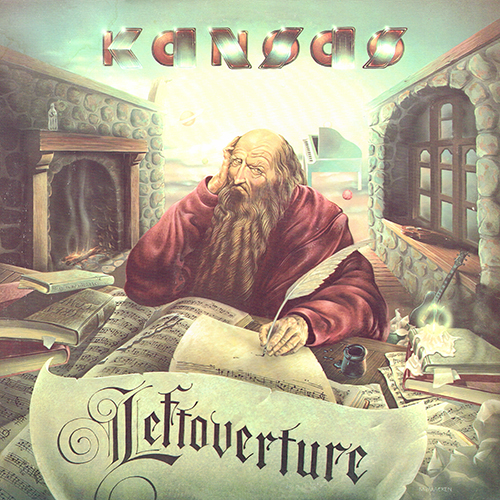 Kansas - Leftoverture [Kirshner Z 34224] (21 October 1976)