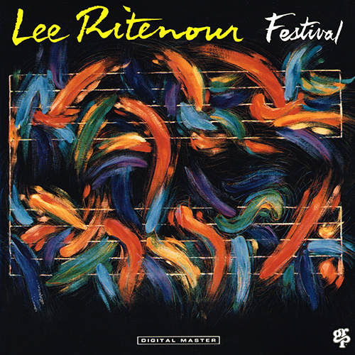 Lee Ritenour - Festival [GRP Records GR-9570] (1988)