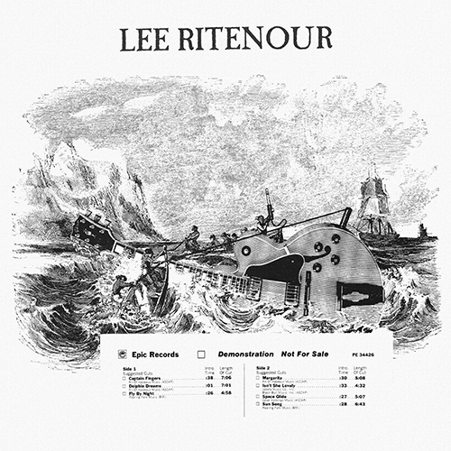 Lee Ritenour - Captain Fingers [Epic PE 34426] (1977)
