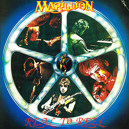 Marillion - Real To Reel [Fame FA 413142 1] (1984)
