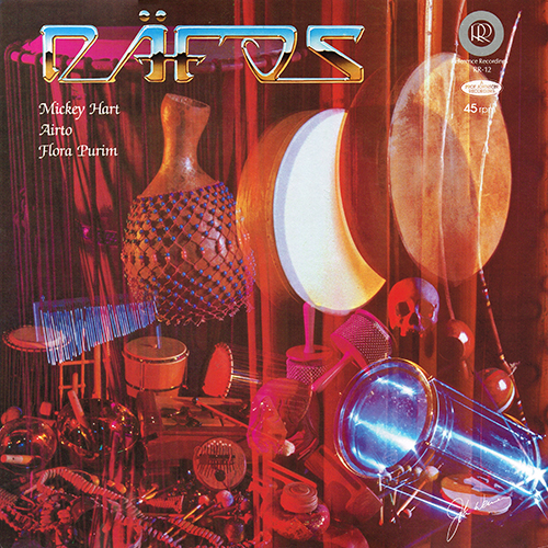 Mickey Hart, Airto, Flora Purim - Dafos [Reference Recordings RR-12] (1983)
